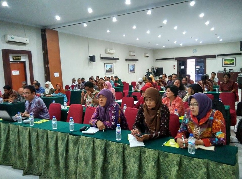 Workshop Tim Pengembang Bimtek EDS dan MBS